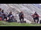 La Lancia del Pelide - Vinicio Capossela e Psarantonis a Suoni delle Dolomiti 2013