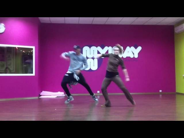 Mary J. Blige - Mr. Wrong choreography by Denis Stoulnikov Dance Centre Myway