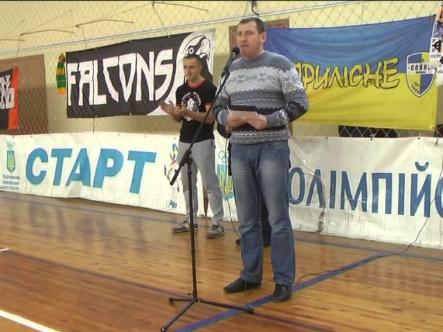 Турнір памяті Дмитра Колєснікова