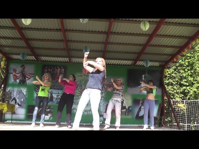 репетиция шааби танцевальный марафон Псков 2013
