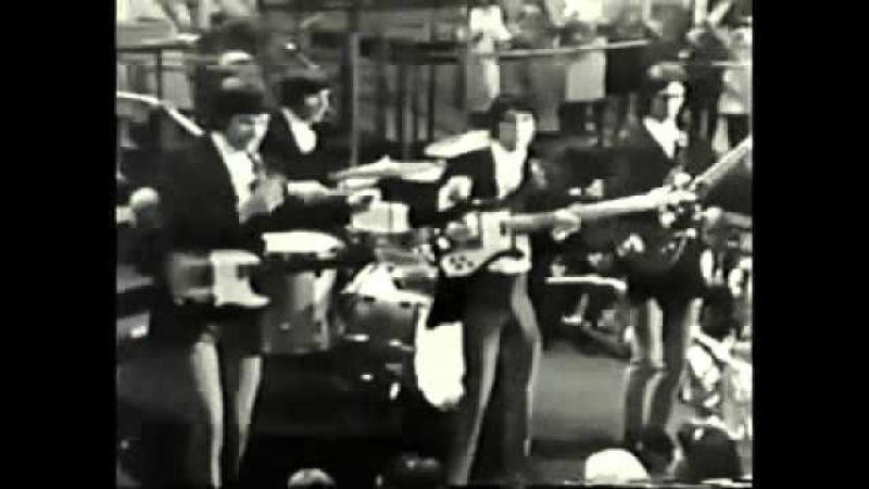The Kinks - Set Me Free - US TV 1965