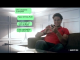 ¡Manda un WhatsApp a Rafa Nadal por su cumpleaños! Entra en FelicidadesRafa, felicítale de manera original y consigue su raqueta