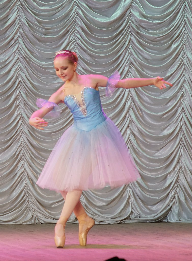 Образцовый Детский балетный театр «Аленький цветочек»