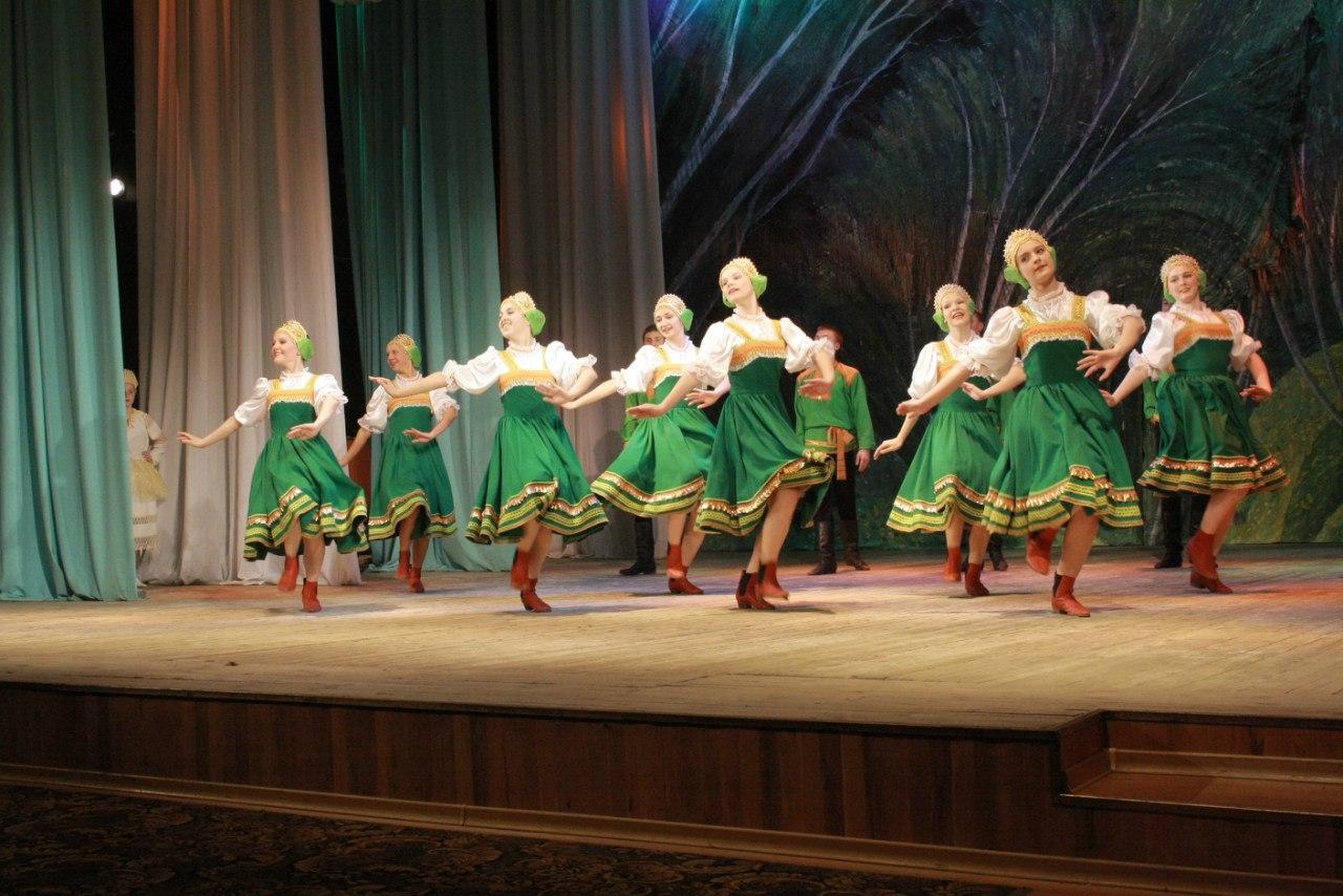 Ансамбль народного танца «Шондi»
