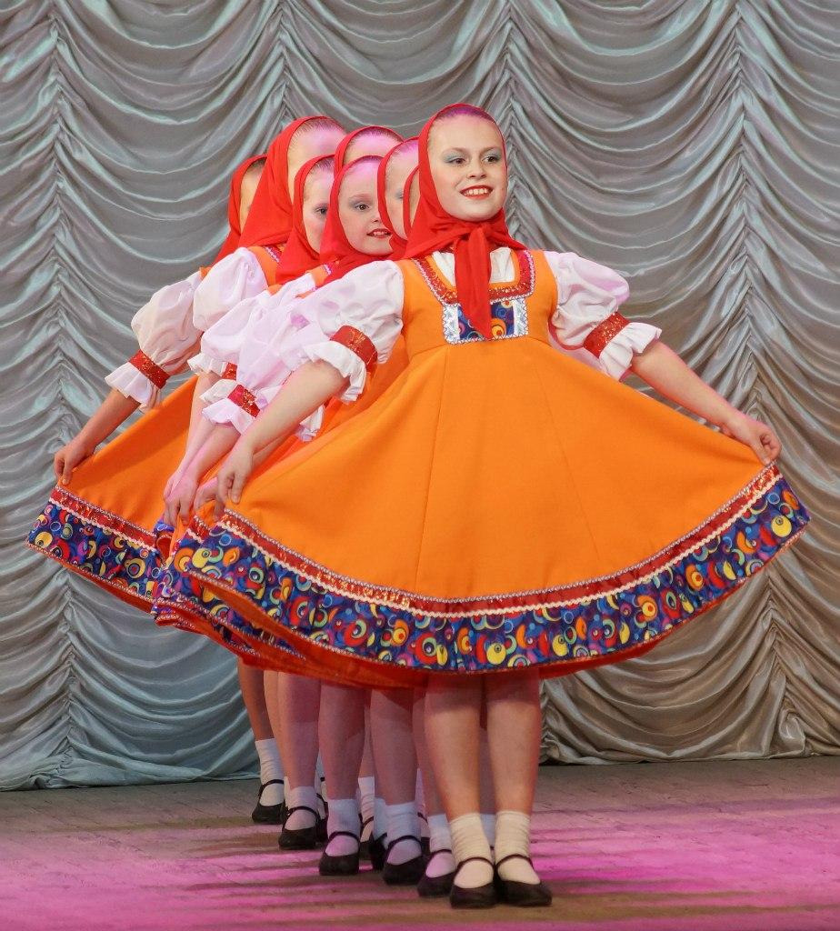 Танцевальный коллектив «Каблучок»