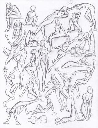 Как нарисовать фурри волка