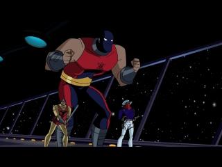 Лига Справедливости: Без границ [4 сезон] [4 серия] [Мультсериал] [2005]