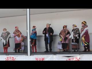 Выступление группы Мрiя 3, масленица