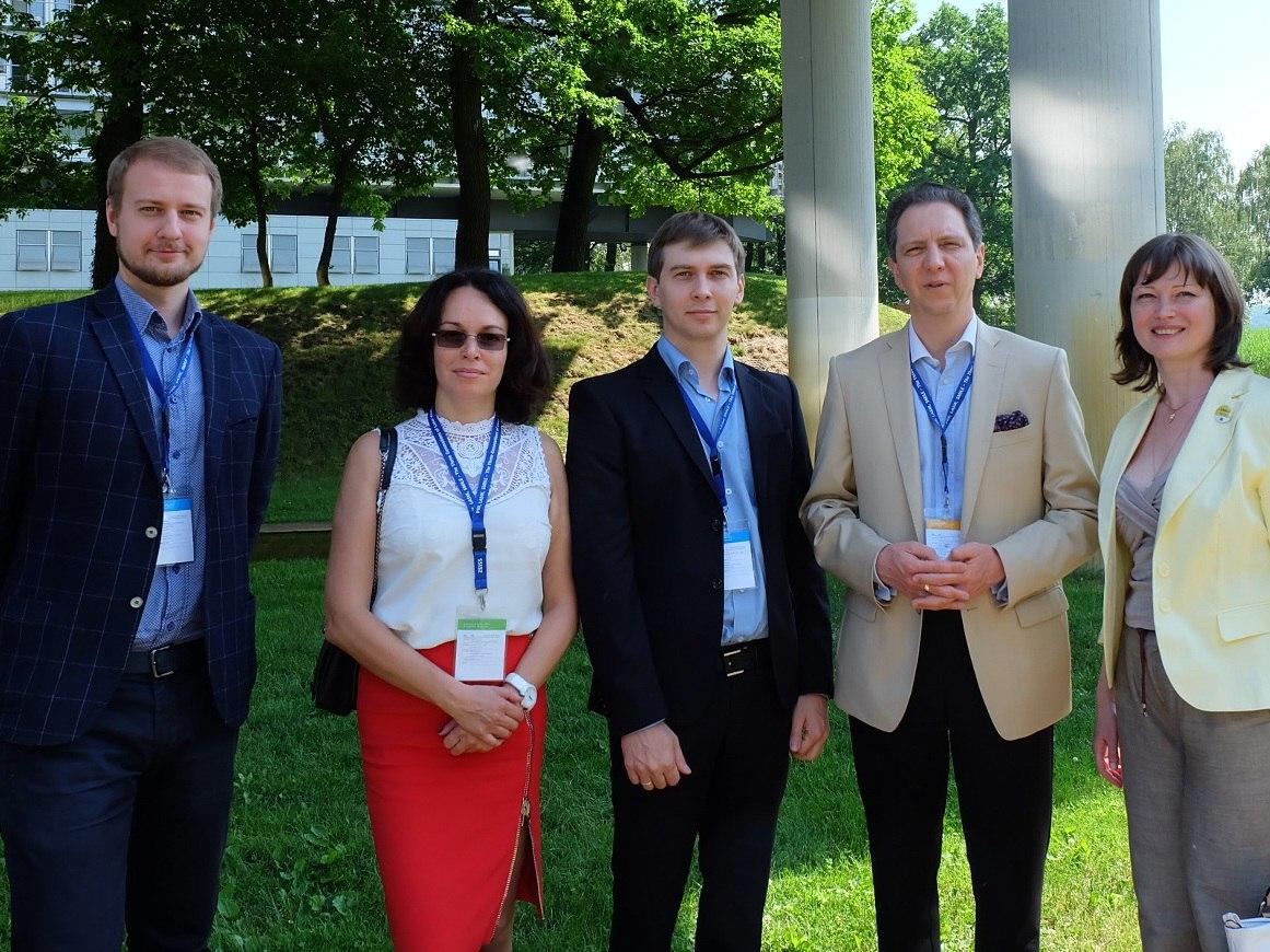 Erika Eskina, Walter Sekundo and russian Carl Zeiss team