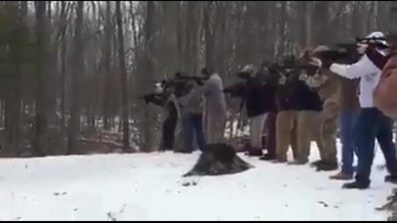 Простые американские лесорубы