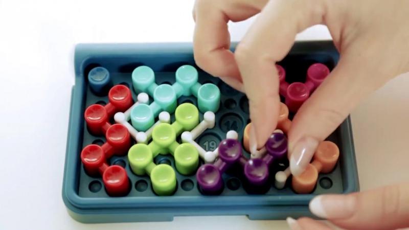 Логическая игра IQ Блок BONDIBON SmartGames в магазине игрушек Ярик76.рф