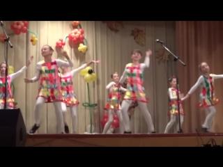Детский танец Летка - Енька Десять лягушат Letka Enka танцуют дети