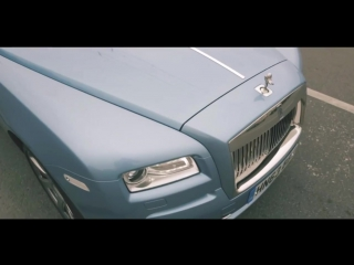 Тестик Rolls-Royce (отрывок)