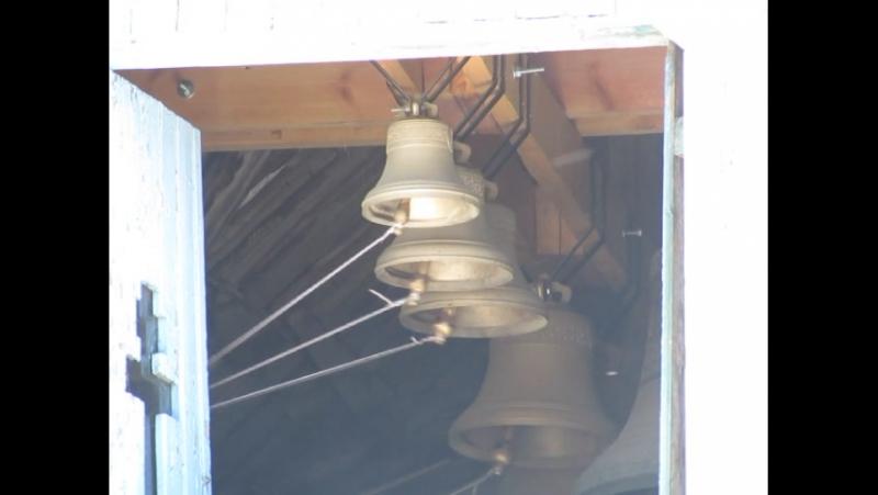 Колокола Троицкого собора в Красном Селе