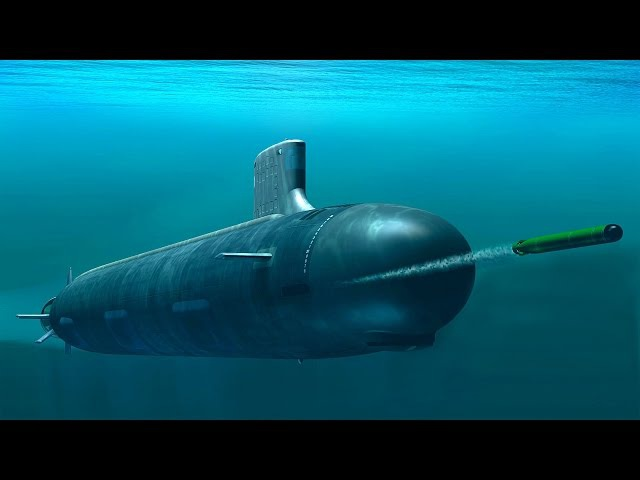 ТОП 10 лучших атомных подводных лодок в мире 2017 - 2020