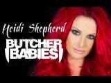 The You Rock Foundation Heidi Shepherd of Butcher Babies
