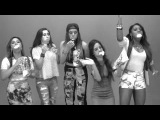 Fifth Harmony 'Chubby Bunny' Marshmallow Challenge!
