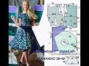 Крой и шитье летних платьев