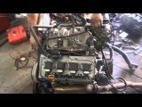 Audi 4.2 v8 ABZ Engine first start SWAP KRT 4x4