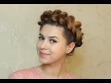 Образ Леи из фильма Звёздные Войны от missAnnsh для All Things Hair