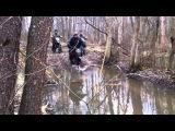 покатушки на ирбис ттр 125 по грязи, болоту проходит на ура 2