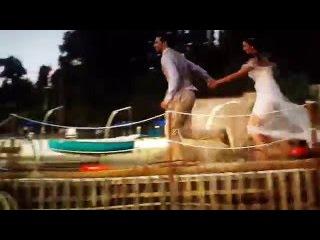 Delibal Denize Atlama Sahnesi | Düğün'den Sonra