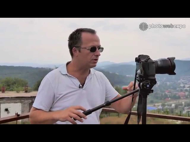 Видеоголовка Sirui VH 10. Видео тест