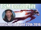 TSM Doublelift Lucian vs Kalista - April 22th 2016 - Live Stream Patch 6.8