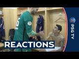 Кан - ПСЖ: после матчевые интервью