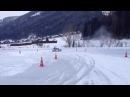 11 jähriger Junge im Drift mit einem ATV Quad!! Ktm xBow R icedrift - Zenzsee Weekend xBow Wintercup
