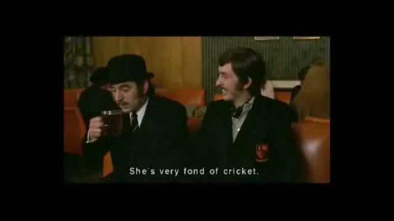 Монти Пайтон Понял да Monty Python Nudge Nudge