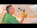 Гипсокартонный потолок монтаж своими руками Обучение