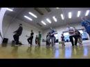 Встреча с Димой Реннером aka Kadet 01 03 2015 класс по хип хопу