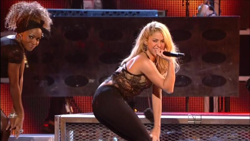 Shakira - Loca (Live @ The 12th Annual Latin GRAMMY Awards 2011) HDTV 1080i