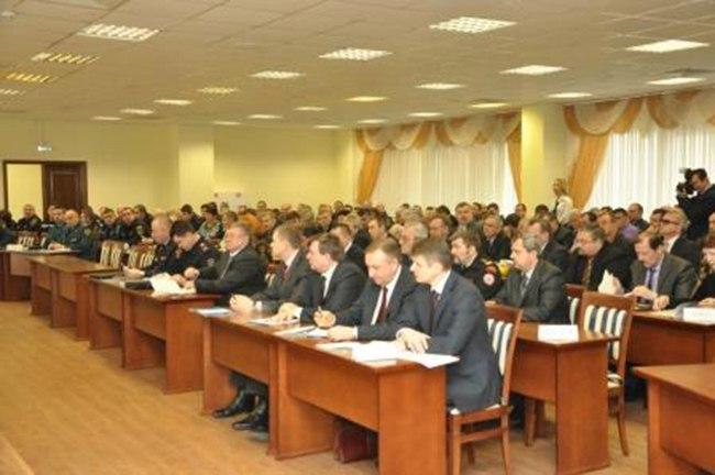 В Ростовской области подведут итоги РСЧС