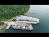 Яхту для Дерипаски за 1 млрд рублей готовят к спуску