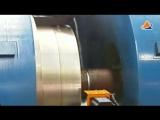 Автоматическая линия для обработки труб со станком для резки и снятия фаски