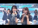160718 Ishii Tatsuya x Nogizaka46 - Roman Hikou @ FNS Uta no Natsu Matsuri 2016