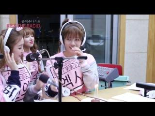 160318 WJSN на Kiss The Radio