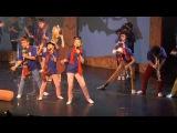 Академия детского мюзикла.  Коты аристократы.  25.12.2015
