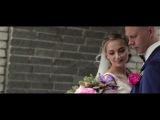 Ксения и Дмитрий свадебный клип. Видеограф Владимир Невеский