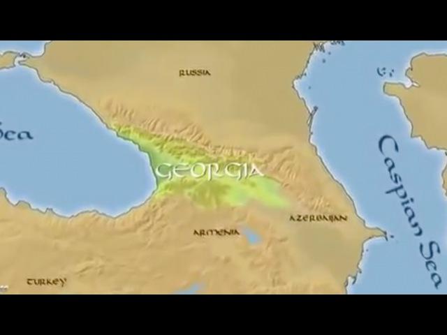Документальный Фильм - Грузия самая большая загадка Кавказа