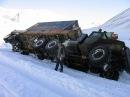 Дальнобойщики Севера Дороги крайнего севера Зимник 6 EXTREME RUSSIAN TRUCKERS 6