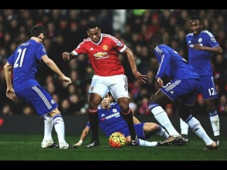 Челси - Манчестер Юнайтед 0-0 ~ Чемпионат Англии (Обзор матча) ~ 28.12.15