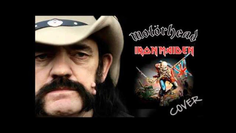 Motörhead - The Trooper (Iron Maiden) Cover