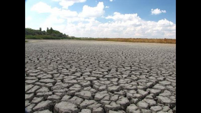 В Китае исчезло почти 30 тысяч рек. Экологическая катастрофа.