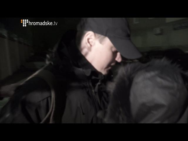 Підозрюваний у видачі зброї для розгону Євромайдану вийшов з під варти