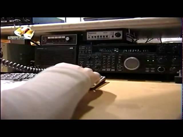 Радиолюбители на канале СТС