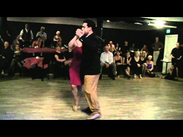 Mamié Sancy och Felipe Zarzar Condena Fransisco Canaro