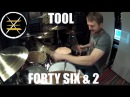 Tool-Forty Six 2 Drum Cover-Johnkew